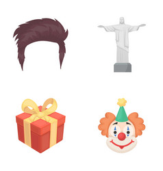 Hairdresser religion and other web icon in vector