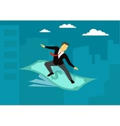 Money success wealth concept business vector