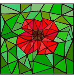 Vitrage vector image