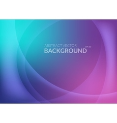 Violet and blue abstract background with lines vector image vector image