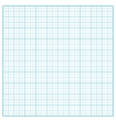 Square inch grid background vector