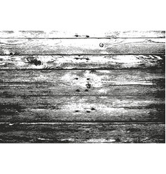 Distressed overlay wooden planks texture vector