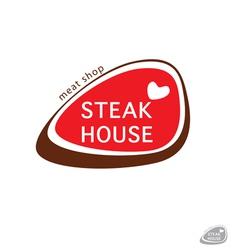 Meat shop vector