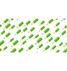 Pencil seamless isolated vector