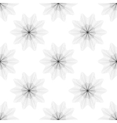 Set of Rosettes Isolated vector image vector image