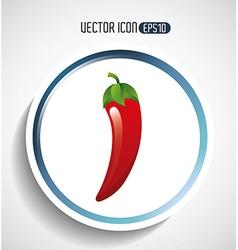 healthy food design vector image vector image