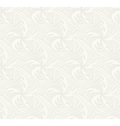 Floral background of drawn lines vector