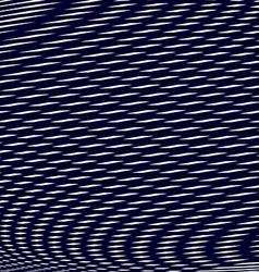 Moire style optical pattern motion effect tile vector