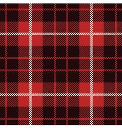 Seamless tartan pattern vector