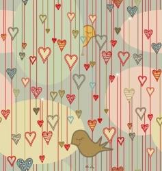 Valentine's pattern vector