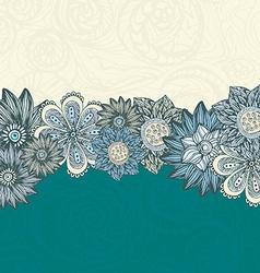 FlowerElements22 vector image vector image