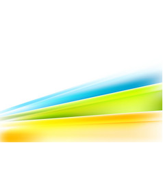 Abstract corporate backdrop with multicolored vector image