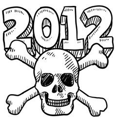 2012 - the apocalypse vector