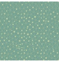 Seamless pattern crystal lattice vector