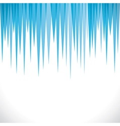 sharp blue strip background vector image vector image
