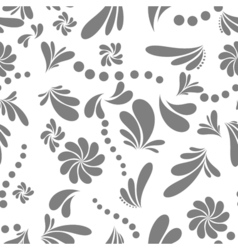 abstract background white and gray 2 vector image
