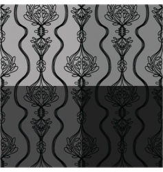 graphic line pattern vector image vector image