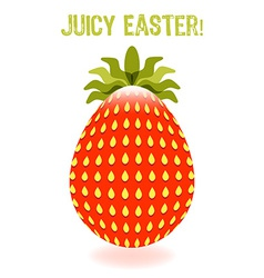 Juicy easter vector