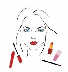 Makeup vector