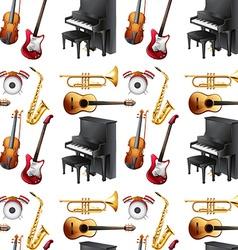 Seamless musical vector