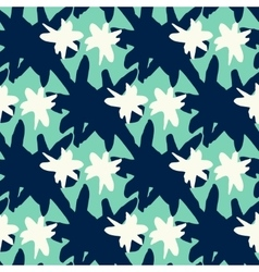 Seamless pattern with strokes vector