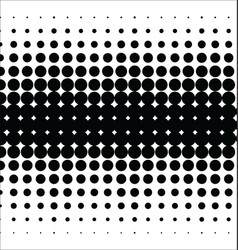 Abstract dotted background halftone effect 5 vector
