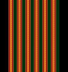 green stripe vector image vector image