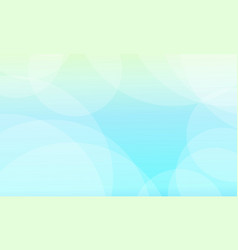 Abstract background of blue with bubble vector