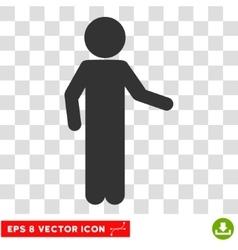 Child invitation eps icon vector