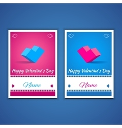 Valentines and weeding postcards 001 vector