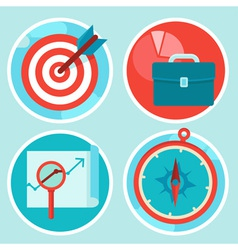 strategy concepts vector image