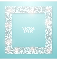 Lens flare light background eps 10 vector