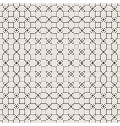 Odern seamless geometric pattern vector