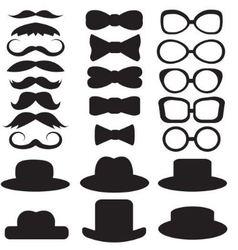 gentlemen vector image vector image