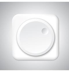 Volume app icon vector
