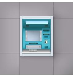 Atm machine vector