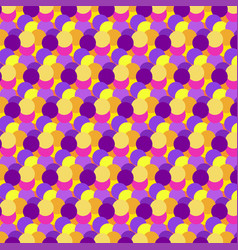Color dot pattern seamless abstract background vector