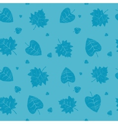 Leaves Pattern vector image vector image