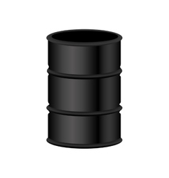 oil barrel icon image vector image vector image