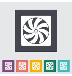 Car fun vector image vector image