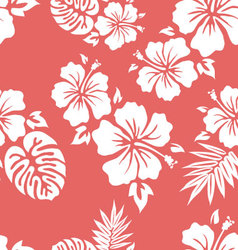 Hawaiian shirt vector
