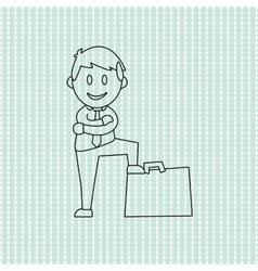 Start up icon design vector image