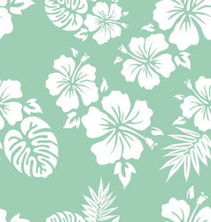 Hawaiian pattern vector