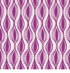 Modern geometrical pattern vector image vector image