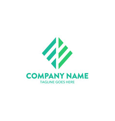 accounting and finance logo vector image