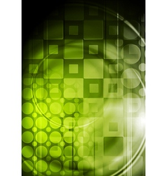 Hi-tech abstract backdrop vector image vector image