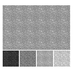 Pattern of rough hatching grunge texture vector