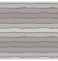 Seamless strip pattern horizontal lines with torn vector