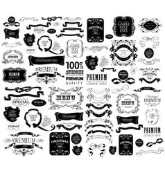 Set of hand drawing vector