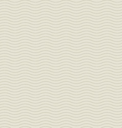 vintage background seamless waves vector image